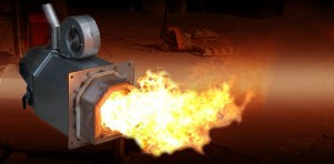 bruciatore a pellet