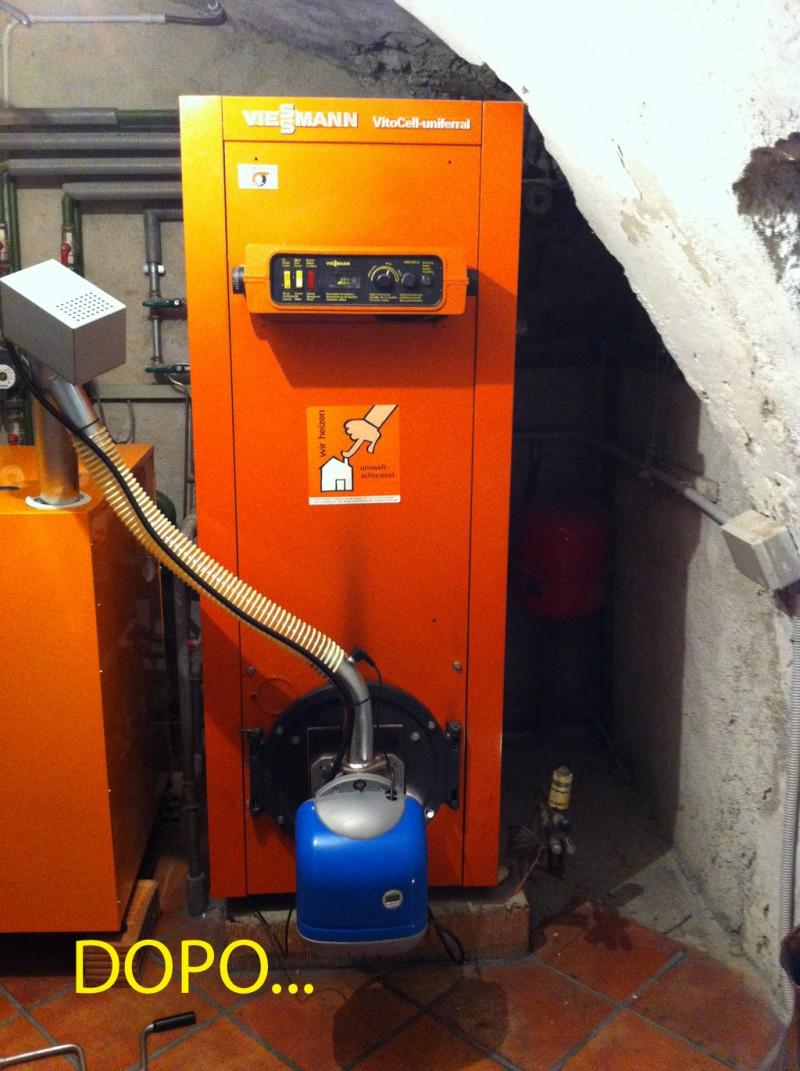 caldaie a metano usate caldaie a condensazione a metano