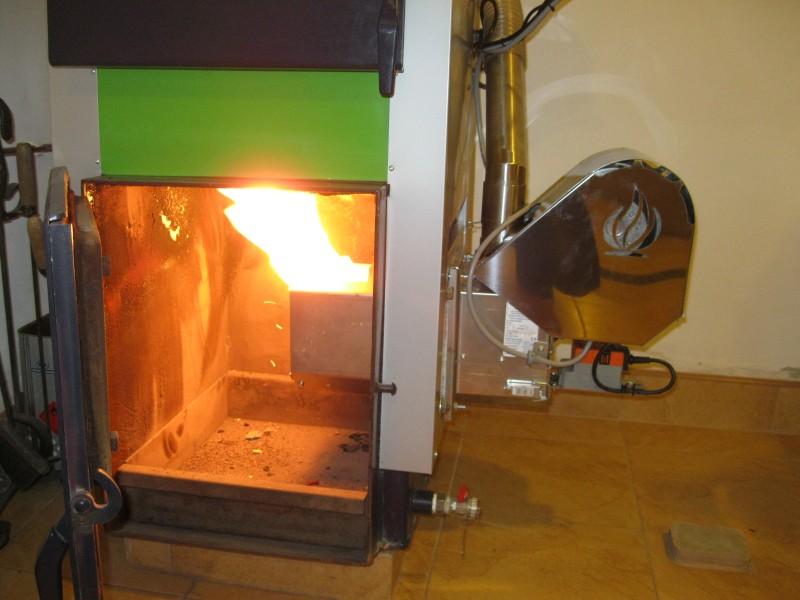 kit bruciatore da 50 kw con autopulizia
