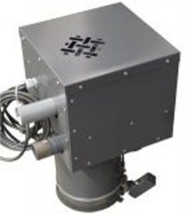 sistema trasporto pellet con aspiratore
