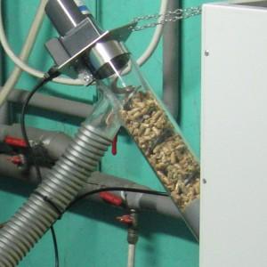 coclea trasporto pellet