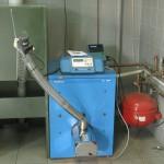 Caldaie da 32 kW convertite a pellet con FIREFOX uni