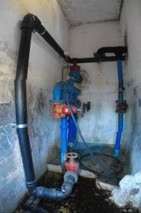 impianto micro idroelettrico su acquedotto di Nogaredo